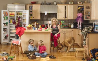 Синдром домохозяйки